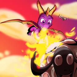Spyro Reignated by XDeadDragonX98