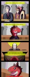 Dino worker #18 Trial by XDeadDragonX98