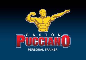Gaston Pucciano Logo by JPGArt
