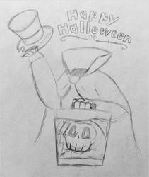 .:Happy Belated Halloween 2018:. by Missstorywriter10289