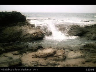 Tide Pools by WhatAboutALLISON