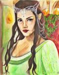 Arwen by SquirrelGirl15