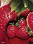 sweet strawberry by satishverma