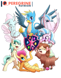 BE OUR FRIEND! by PhoenixPeregrine
