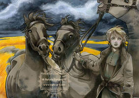 The Girl of the Golden West by nati