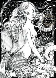 Little Mermaid...again by nati