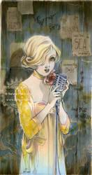 La Cantante by nati