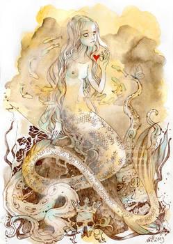 Little Mermaid by nati