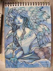 The Swan Girl by nati