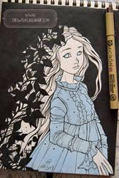 2017 Sketchbook - 3 by nati