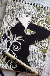 2017 Sketchbook - 4 by nati