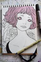 2017 sketchbook - 13 by nati