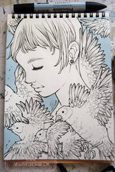 2017 sketchbook - 14 by nati