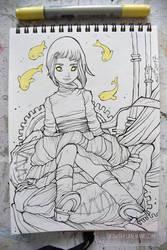 2017 sketchbook - 18 by nati