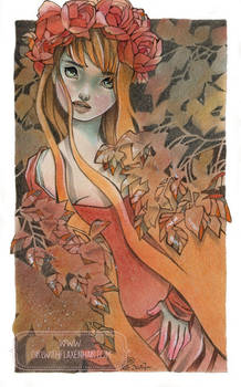 A day in Autumn by nati