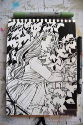 2017 sketchbook - 23 by nati