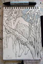 2017 sketchbook - 25 by nati