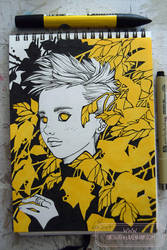 2017 sketchbook - 26 by nati