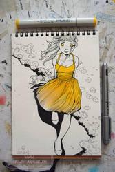 2017 sketchbook - 30 by nati