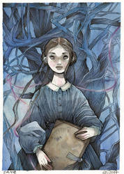 Jane Eyre by nati