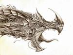 'From nimbus I shall strike' by Ipnorospo