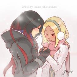 Gravity Daze Christmas by Yurax-Mae