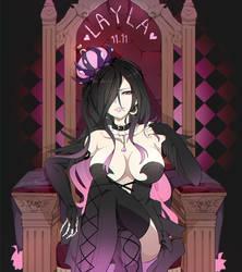 Lust Queen by Yurax-Mae