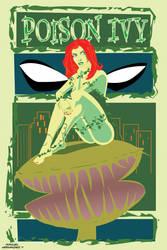 Poison Ivy by MannyHernan