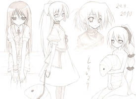 sketch collection-1 by laura-14