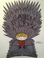 Stewie Lannister by timburtongot