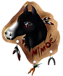Mimoe Digital Badge by Ziiari