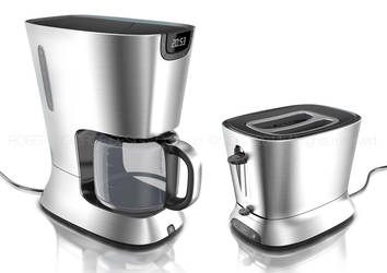 Home Appliances Design by Roberdigiorge