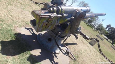 Bofors 105mm L41 mod S 2 by Roberdigiorge