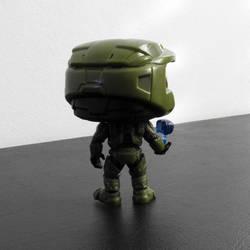 Master Chief with Cortana by Roberdigiorge
