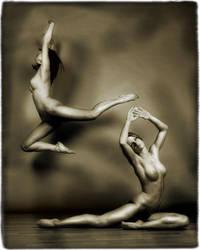 Dancers by AJKahn