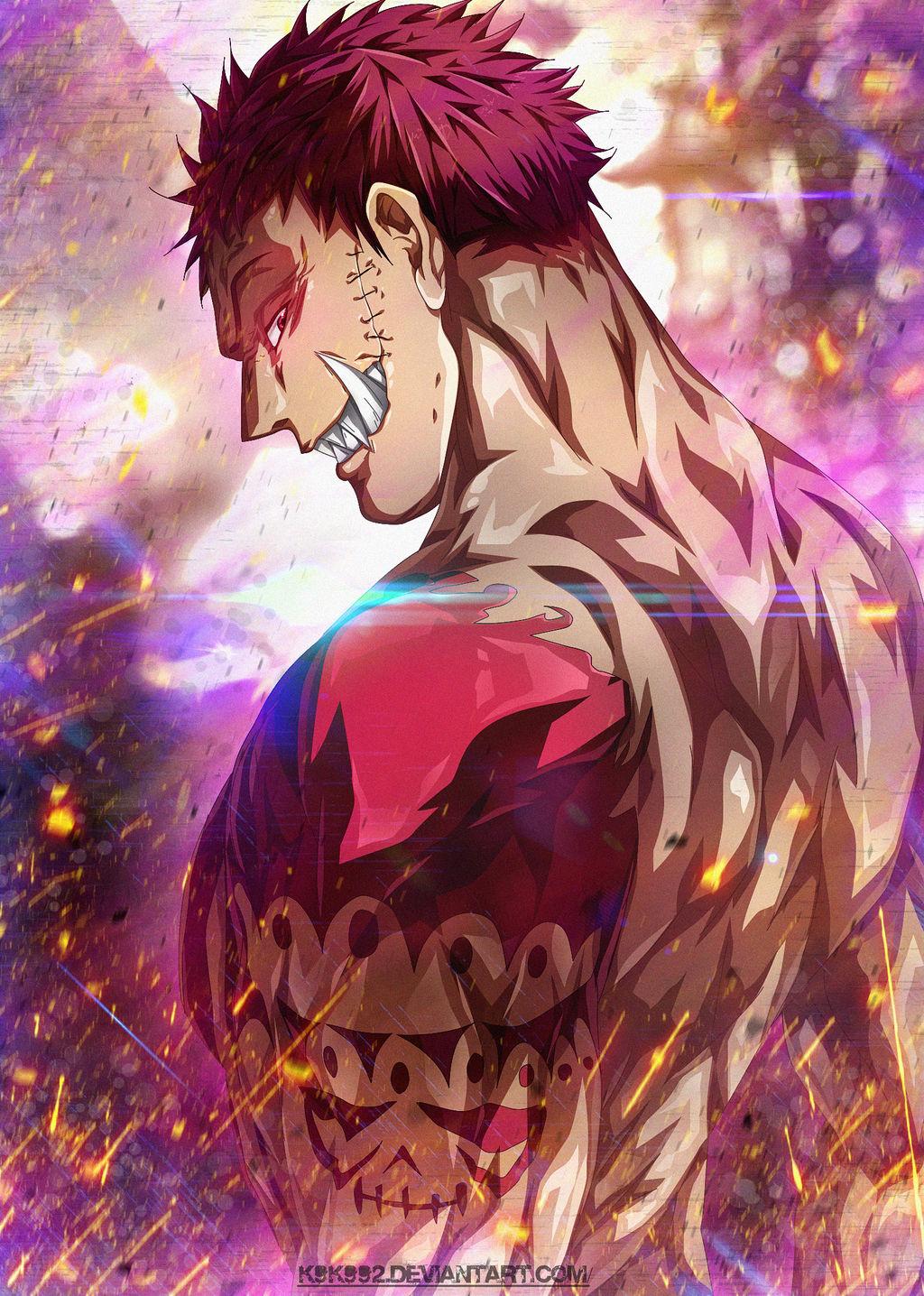 Katakuri - One Piece by k9k992 on DeviantArt