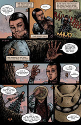 Crow Jane: In the Season of Revenge pg05 by RevolverComics