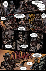 Crow Jane: In the Season of Revenge pg09 by RevolverComics