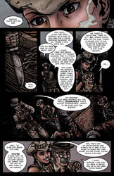 Crow Jane: In the Season of Revenge pg12 by RevolverComics