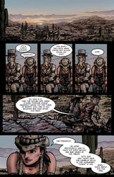 Crow Jane: In the Season of Revenge pg13 by RevolverComics