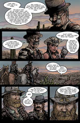 Crow Jane: In the Season of Revenge pg14 by RevolverComics