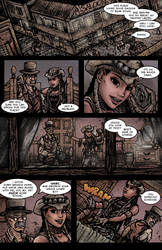 Crow Jane: In the Season of Revenge pg15 by RevolverComics