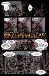 Crow Jane: In the Season of Revenge pg26 by RevolverComics