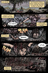 Crow Jane: Enter the Hawk no.1 pg01 by RevolverComics