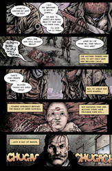Crow Jane: Enter the Hawk no.1 pg03 by RevolverComics