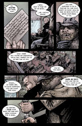 Crow Jane: Enter the Hawk no.1 pg05 by RevolverComics