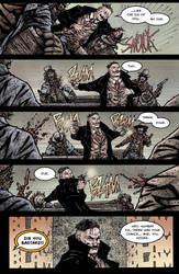 Crow Jane: Enter the Hawk no.1 pg06 by RevolverComics