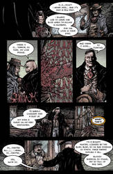 Crow Jane: Enter the Hawk no.1 pg07 by RevolverComics