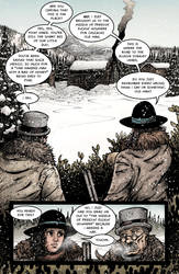 Crow Jane: Enter the Hawk no.1 pg08 by RevolverComics