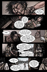 Crow Jane: Enter the Hawk no.1 pg12 by RevolverComics